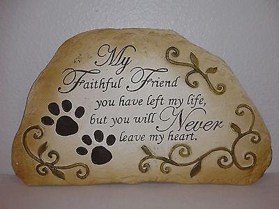 Pet Memorial marker, 28218