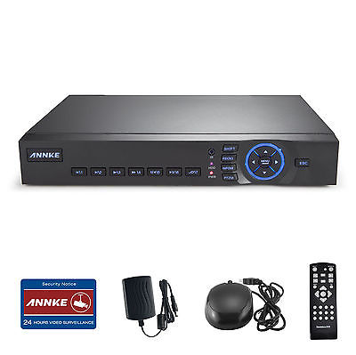 ANNKE HD 720P 4CH DVR HDMI Video Recorder DVR For Security CCTV Camera System