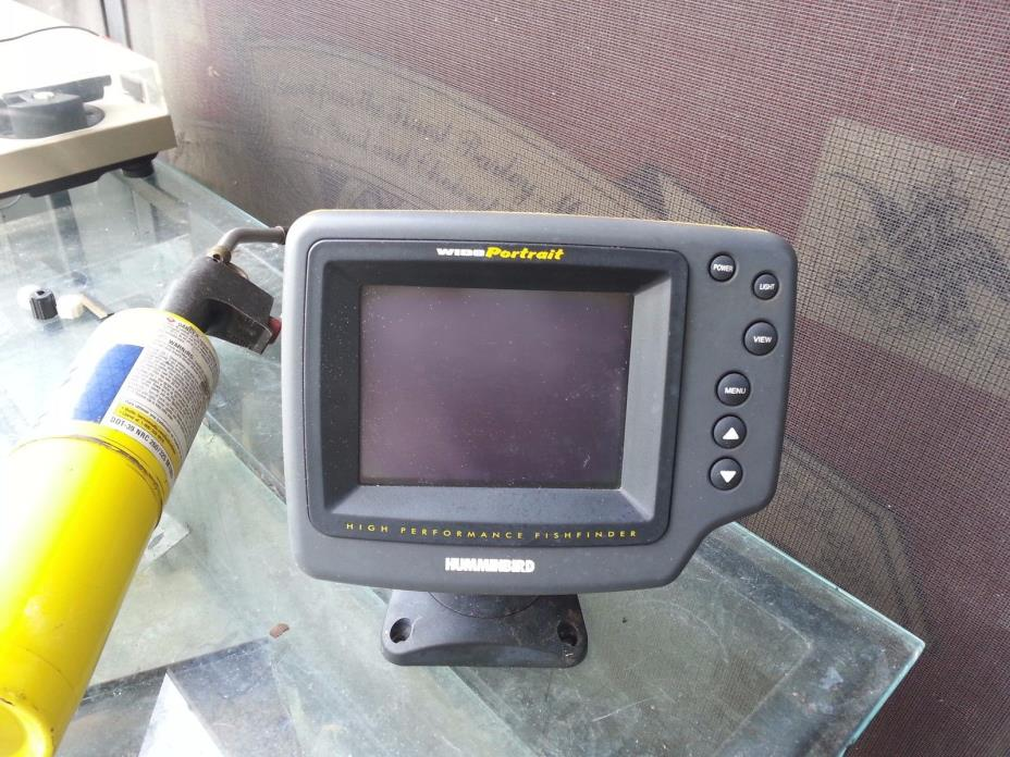 Humminbird wide fish finder for sale classifieds for Fish finder for sale