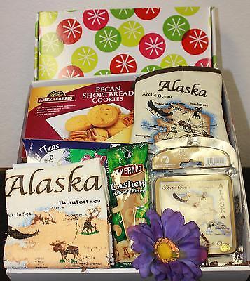 Alaskan Snack Box