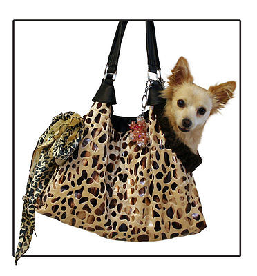 DOG CARRIER Purse Dog Hand Bag For Dogs 5-16 Lbs Pet Flys Are USA Made Dog Totes