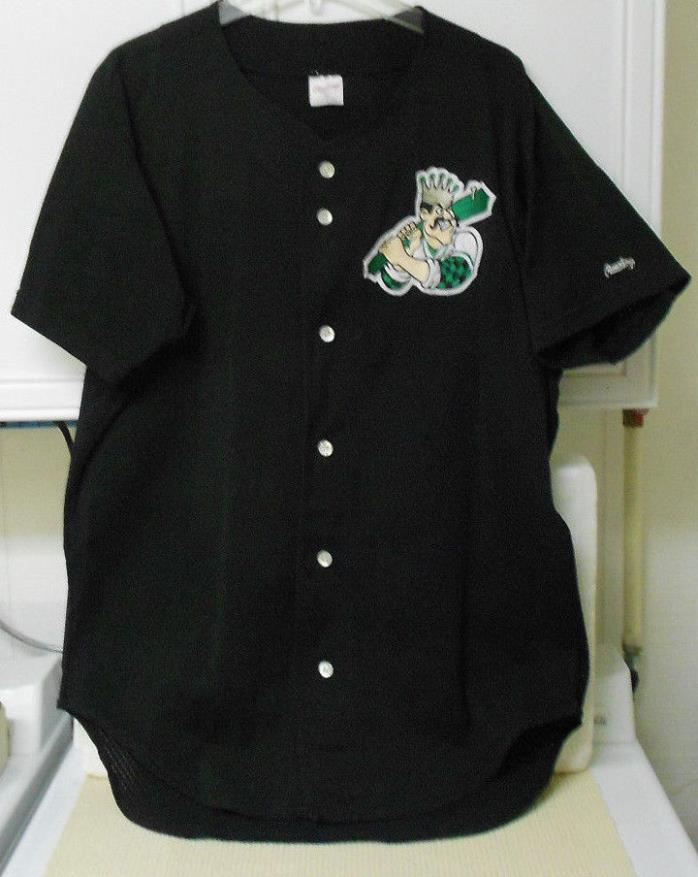 CLINTON LUMBER KINGS MINOR LEAGUE BASEBALL GAME JERSEY Sz 48