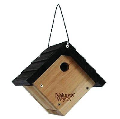 Nature's Way Traditional Wren Hanging Bird House