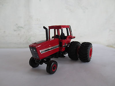 ERTL 1/64 DIECAST IH INTERNATIONAL 5088 DUALS FARM TOY TRACTOR CUSTOM RARE!!!