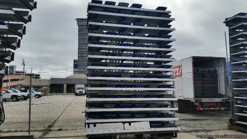 (6) Seating Stands