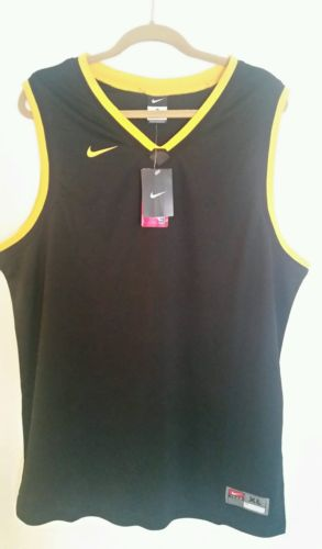 Nike basketball xl jersey .....