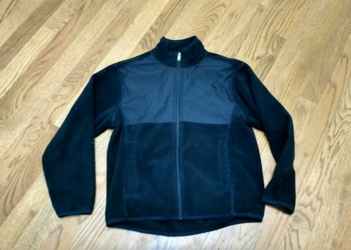 Boys Chaps fleece jacket size small 8