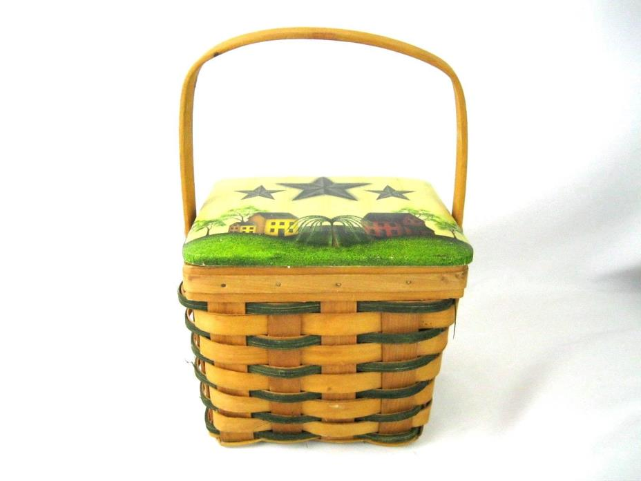 Crazy Mountain Baskets Designed by Angela Anderson  Rustic Country NWT
