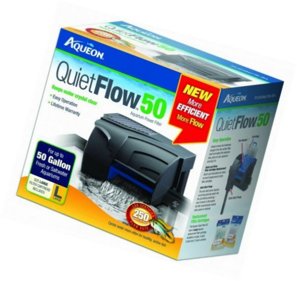 aqueon quietflow power filter manual