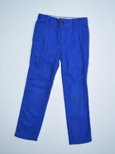 JA1 Mini Boden 5 5t Cobalt Blue Skinny Chino Pants Trousers