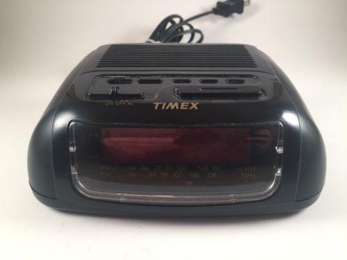 timex alarm clock radio for sale classifieds. Black Bedroom Furniture Sets. Home Design Ideas