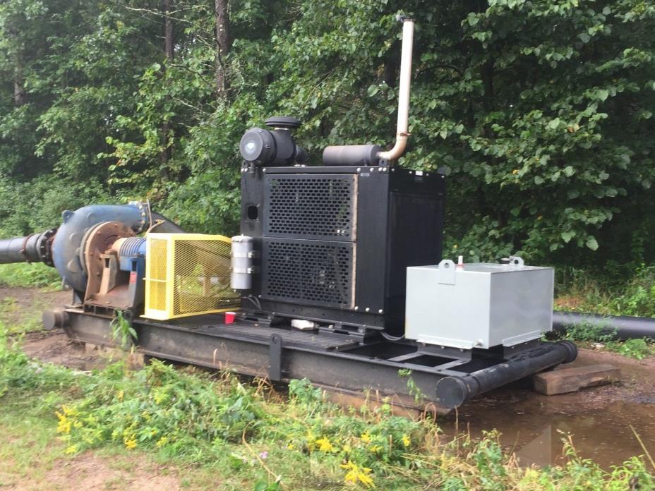 Booster Pump 10 x 12 GIW BP 325