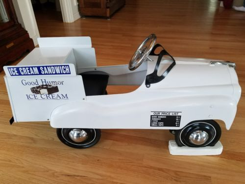 Good Humor Ice Cream Truck Pedal Car