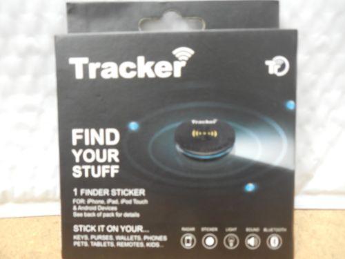 Tracker Finder Sticker 0338