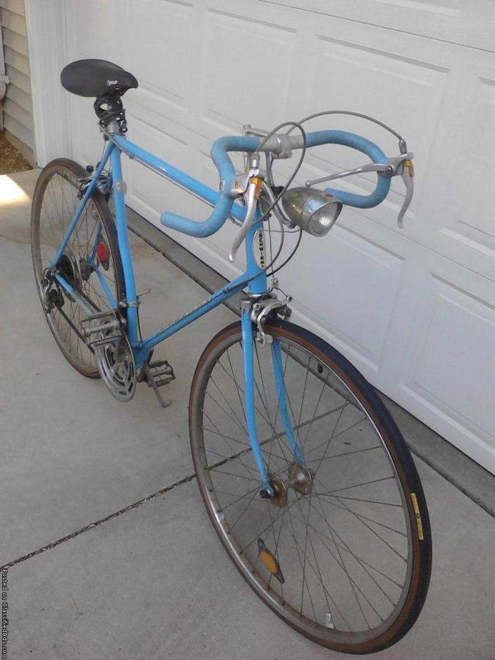 Vintage Men's Schwinn Sprint 10 speed bike