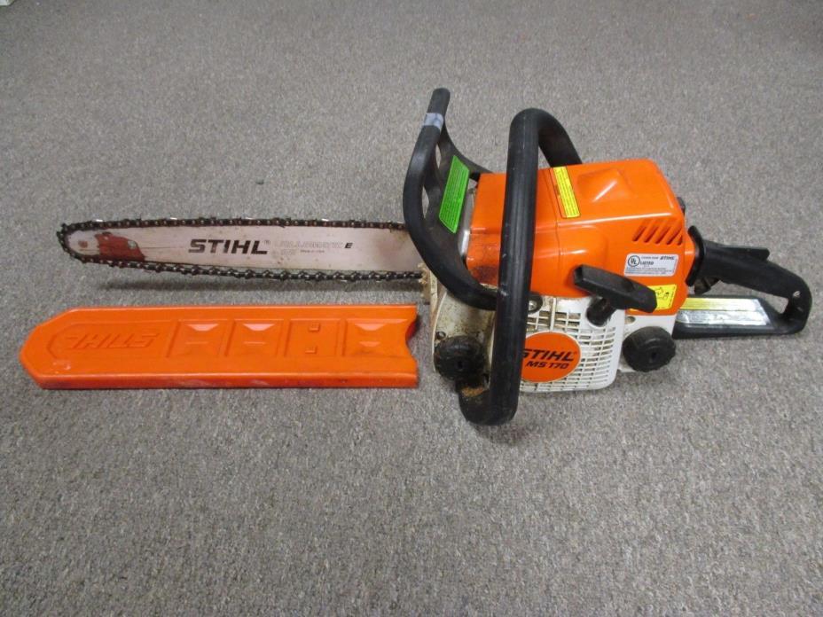 Stihl Ms 170 Chainsaw 16'