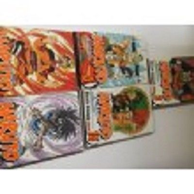 Naruto Shonen Jump Book Set