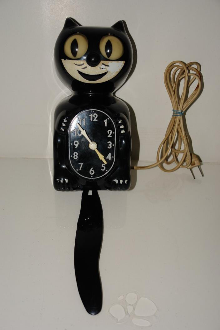 Kit Cat Clock Electric For Sale Classifieds