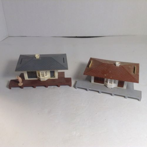 O scale train station for sale classifieds for Railroad stations for sale