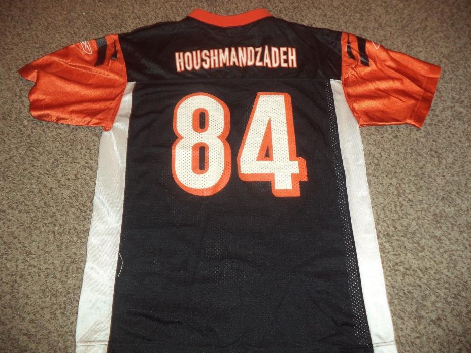 NFL REEBOK CINCINNATI BENGALS #84 TJ HOUSHMANDZADEH YOUTH JERSEY SIZE XL