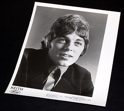 1960's KEITH Vintage 8x10 Mercury Press Photo #2 James Bazza Keefer 98.6