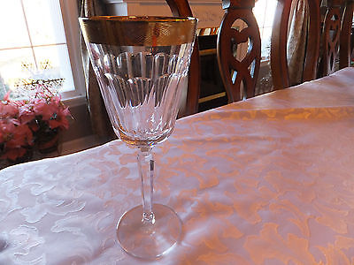 WATERFORD KELLS TALL WATER GOBLET  8.25