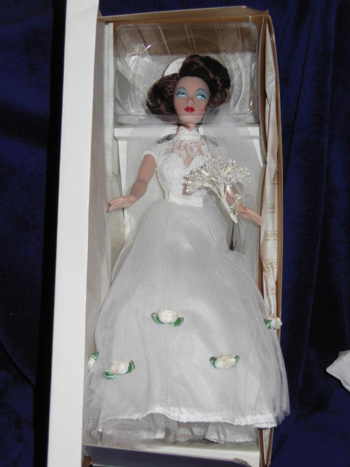Ashton Drake Gene Doll Monaco Bride NRFB