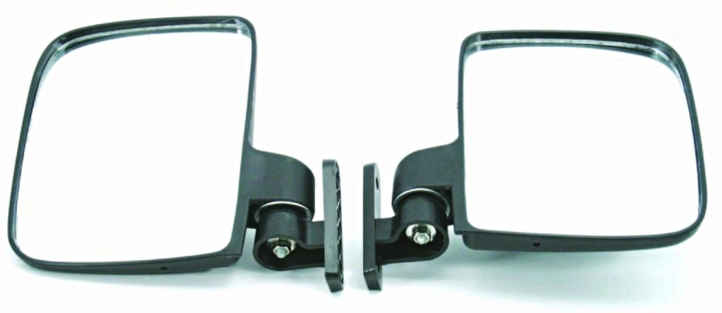 2 pack Golf cart side mirrors for Club Car EZ-GO Yamaha & Others - Free Shipping