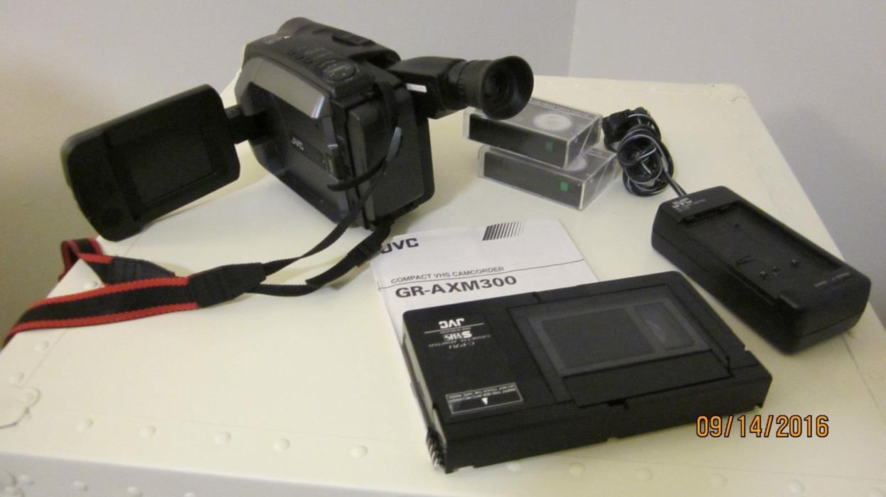 Jvc Compact Vhs Camcorder For Sale Classifieds