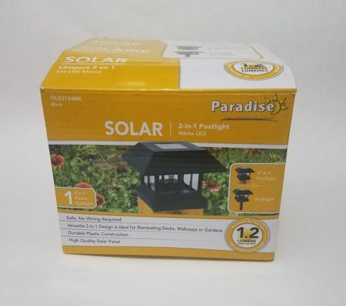 Solar Post Cap Light For Sale Classifieds