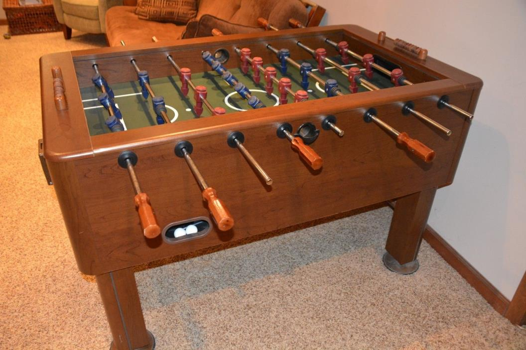 Soccer Foosball Table For Sale Classifieds