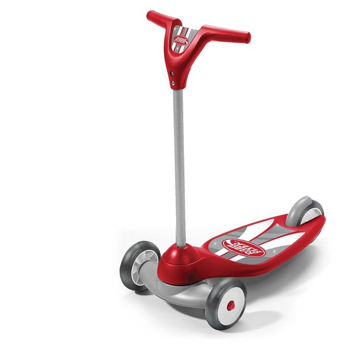 Kids Kick Scooter My 1st Scooter Maximum Stability Foot Brake Ergonomic Handle