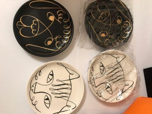 kate spade dog/cat coasters