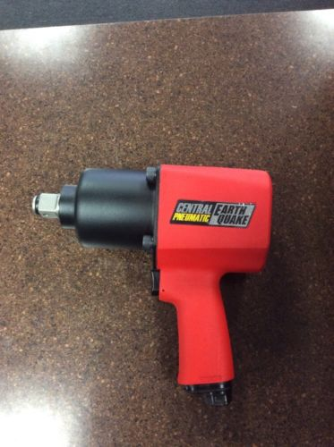 Central Pneumatic Earthquake 3/4in Professional Air Impact Wrench 68423