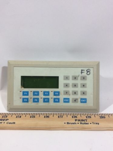 Idec HG1X-452 Operator Interface Rev B2