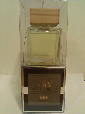 WoodWick Spill-Proof Home Fragrance Diffuser - Fireside