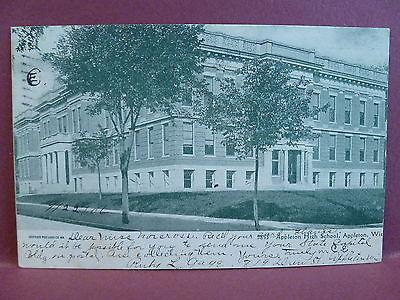 Old Postcard Appleton, WI