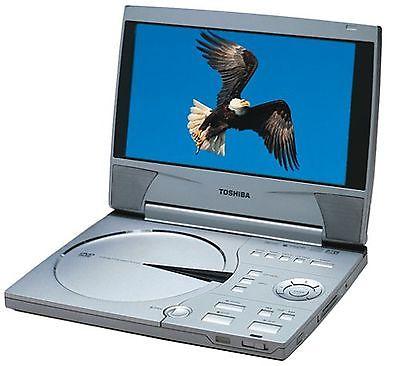 Toshiba SD-P1500 Portable DVD Player