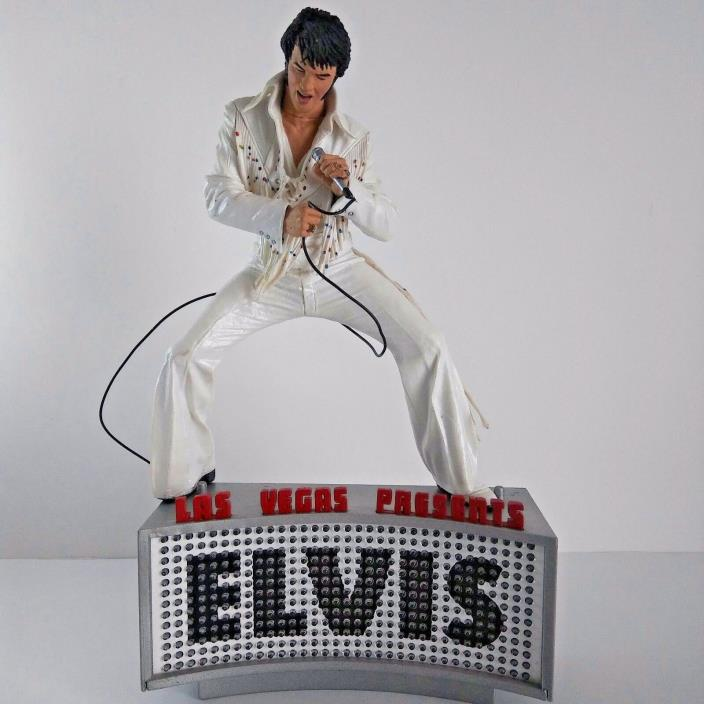 Authentic McFarlane Toys Rock n Roll Action Figure Elvis #3 Las Vegas