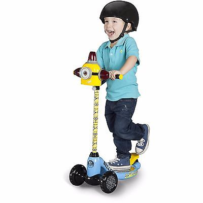 Dynacraft Minions 3-Wheel Scooter