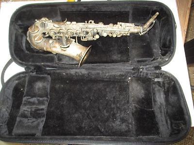 vintage soprano saxophones for sale classifieds. Black Bedroom Furniture Sets. Home Design Ideas