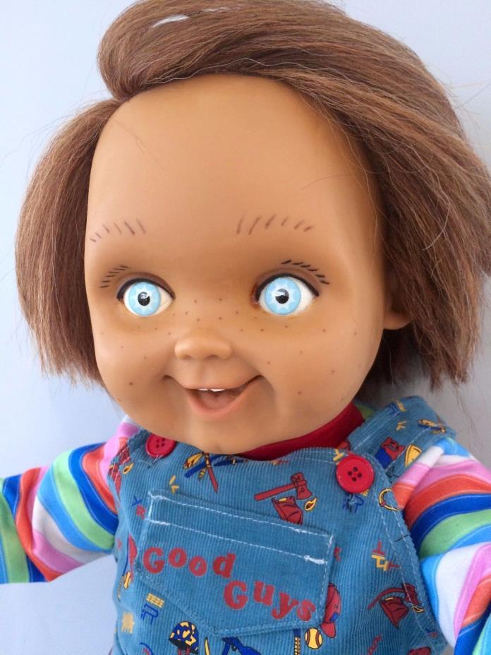Custom Chucky 1:1 Limited Edition Life Size Good Guys Doll