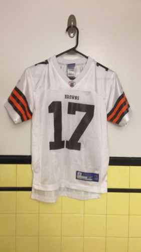 Braylon Edwards Cleveland Browns Jersey Youth Medium NFL
