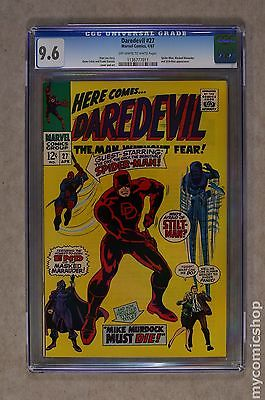 Daredevil (1964 1st Series) #27 CGC 9.6 1136777011