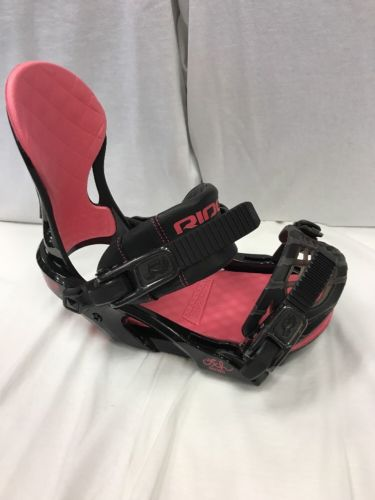 Brand New Ride LXH Women's Snowboard Bindings Size Small