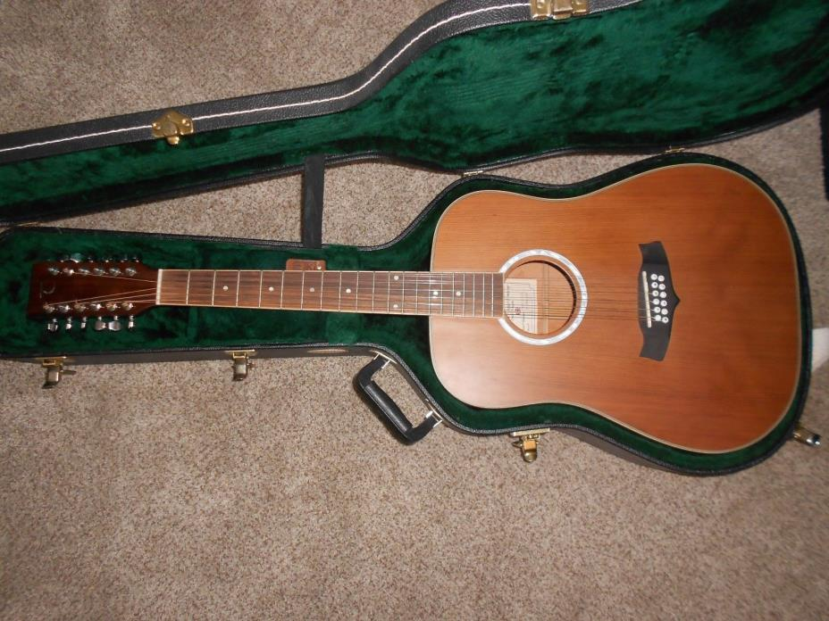 Tanglewood Acoustic 12 String Guitar