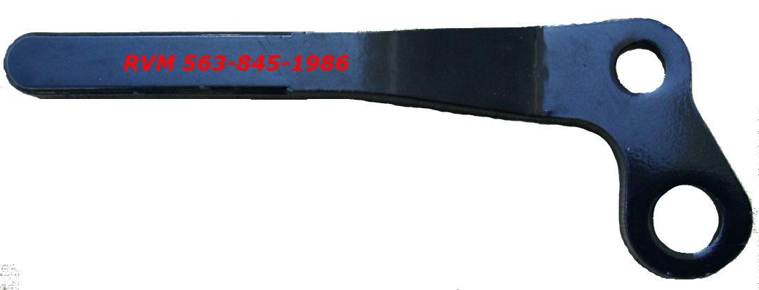 BOBCAT BOBTACH Handle 6702904 RIGHT HAND FITS 753 763 773 853 SKID STEER LOADER