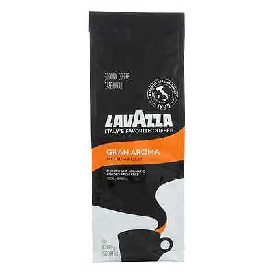 Lavazza Drip Coffee, Gran Aroma - (Case of 6 - 12 oz)