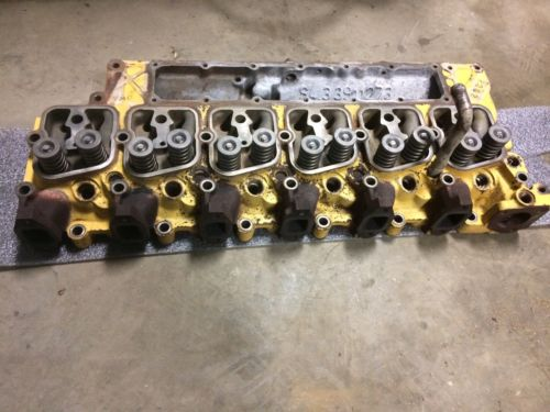 Cummins 5.9 Diesel Engine Cylinder Head Usable Core 12 Valve 6BT Industrial