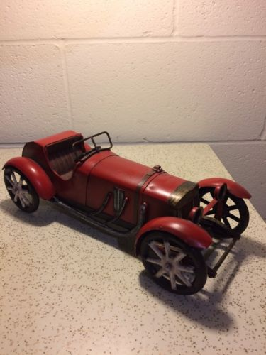 Vintage Style Race Car